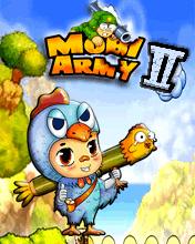 Hack Mobi Army 2 căn góc fix lag