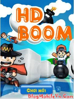 Tải game Đặt Boom HD