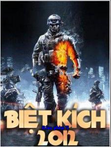 Tải game Biệt Kích 2012 tiếng Việt