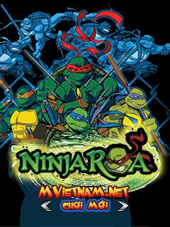 Tải game Ninja Rùa tiếng việt