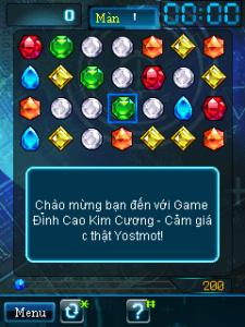 Tải game Xếp Kim Cương - Gem Storm Việt hóa